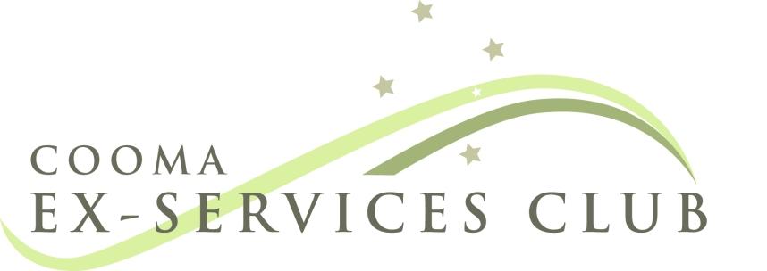 Ex-Services Club Logo cmyk